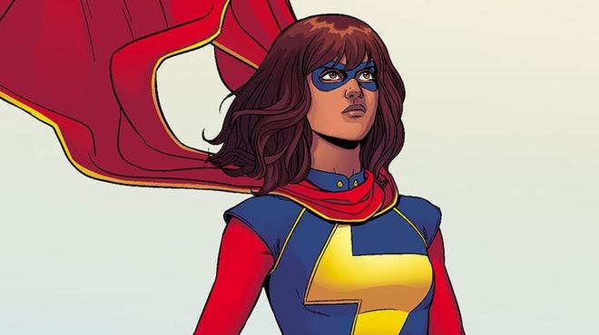 Un film Ms Marvel après Captain Marvel?