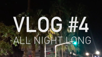 Cannes 2018 : VLOG #4, all night long