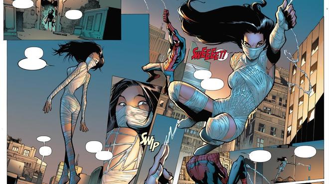 Spider-Man: Sony prépare un spin-off sur Silk