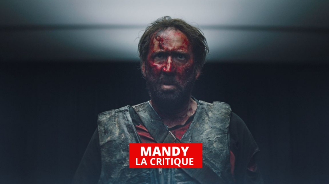 Mandy : maniérisme italo-américain avec Nicolas Cage