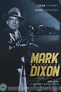 Mark Dixon Detective