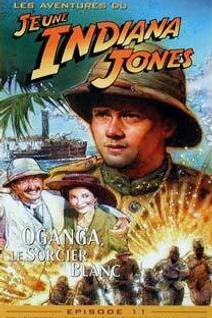 Les Aventures du jeune Indiana Jones : Oganga, le sorcier blanc