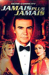 James Bond : Jamais plus jamais