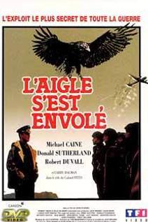 L'AIGLE S'EST ENVOLE