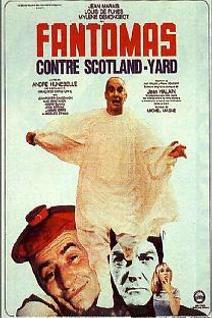 Fantômas contre Scotland Yard