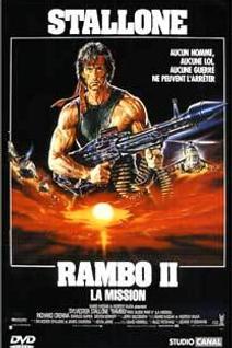 Rambo 2 - La Mission