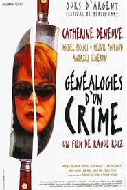 GENEALOGIE D'UN CRIME