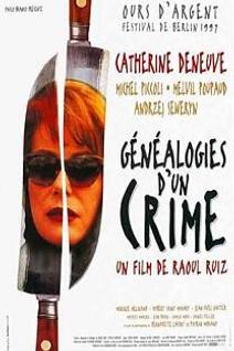 GENEALOGIE D'UN CRIME