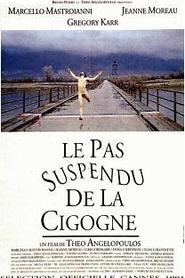 Le Pas Suspendu De La Cigogne