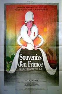 Souvenirs d'en France
