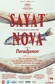 Sayat Nova (La Couleur de la grenade)