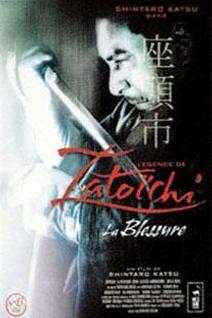La légende de Zatôichi : la blessure