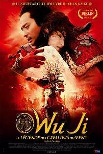 Wu Ji La légende des cavaliers du vent