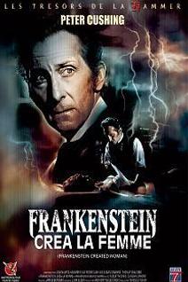 Frankenstein crea la femme