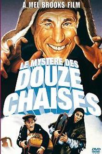 LE MYSTERE DES 12 CHAISES