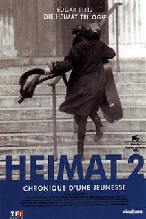HEIMAT 2 Chronique d'une jeunesse