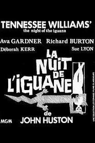 La Nuit de l'iguane