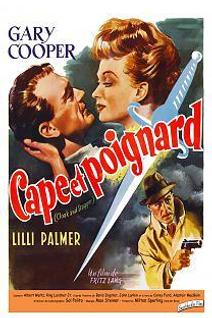Cape et Poignard
