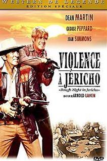 Violence à Jéricho