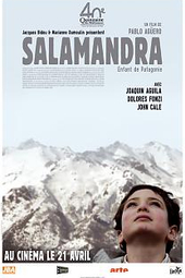 Salamandra, une enfance de Patagonie