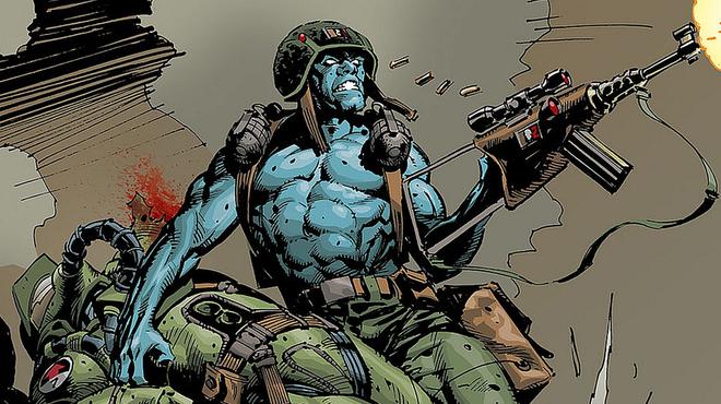 Duncan Jones va adapter le comic Rogue Trooper