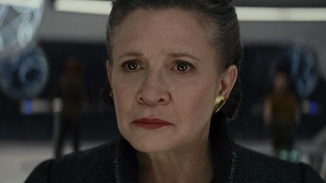 Star Wars Episode IX : Carrie Fisher sera dans le film