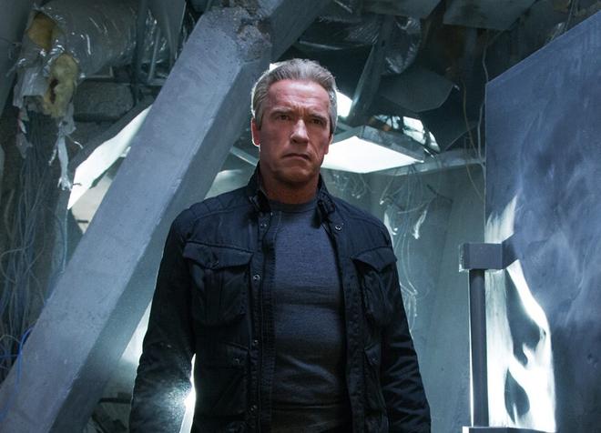 Terminator : Schwarzenegger a démarré le tournage du dernier opus