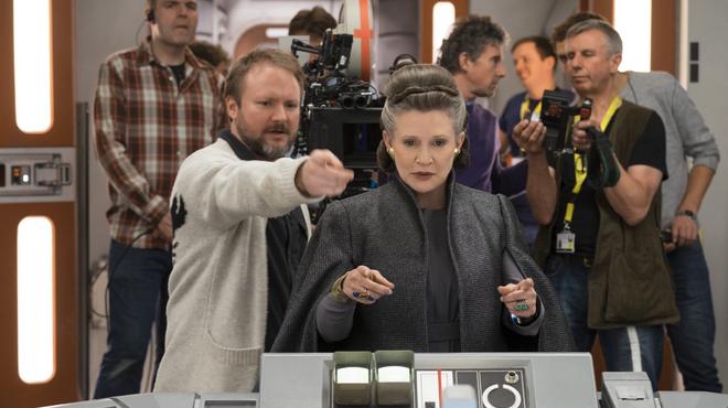 Star Wars : Rian Johnson travaille toujours sur sa trilogie