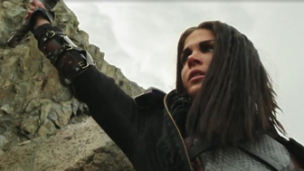 On stream The 100 saison 5 : Octavia prête à se sacrifier (ép12)