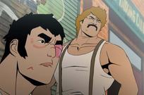 Lastman : le nouveau phénomène d'animation sur Netflix