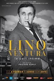 Lino Ventura, la part intime
