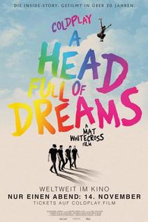Coldplay : A Head Full of Dreams