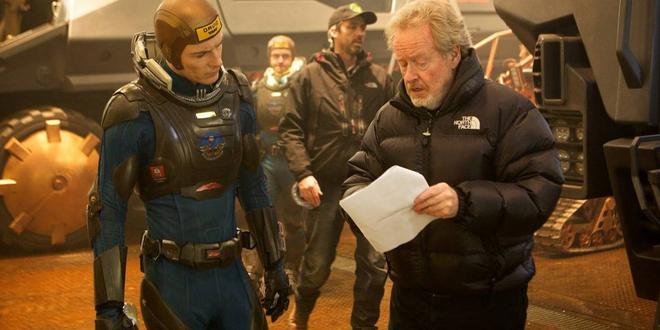 Raised by Wolves : Ridley Scott réalisera la série