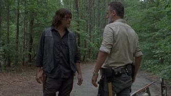 On stream The Walking Dead S9  : Rick affronte Daryl dans l'épisode 4
