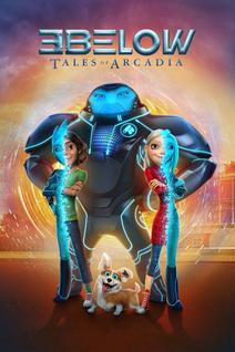 Le trio venu d'ailleurs : Les Contes d'Arcadia