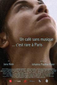 Un café sans musique c'est rare à Paris