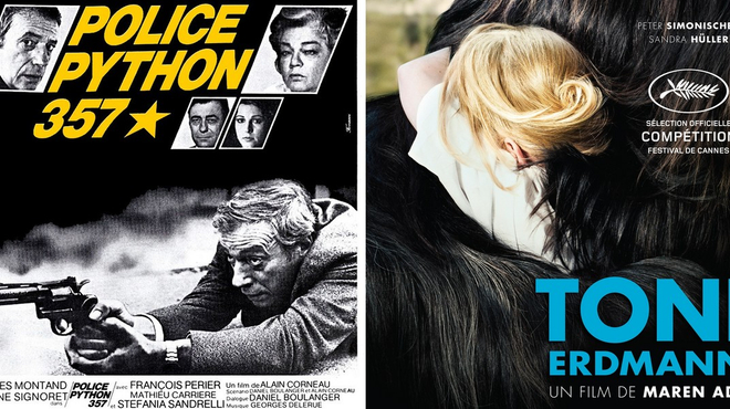Ce soir Police Python 357 ou Toni Erdmann? Suivez le guide (tv)