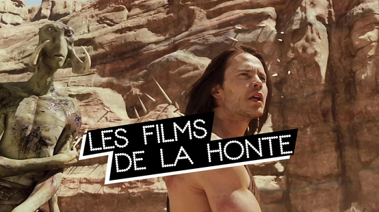 #LesFilmsDeLaHonte : à l'assaut de John Carter
