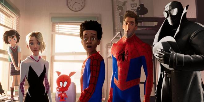 Un spin-off et une suite de Spider-Man : New Generation se préparent
