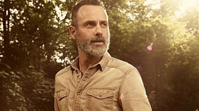 Films The Walking Dead : Rick sera de retour
