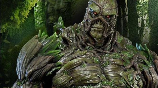 Le tournage de Swamp Thing a commencé