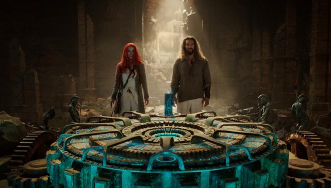 Critique Aquaman : naufrage évité pour le roi d'Atlantis