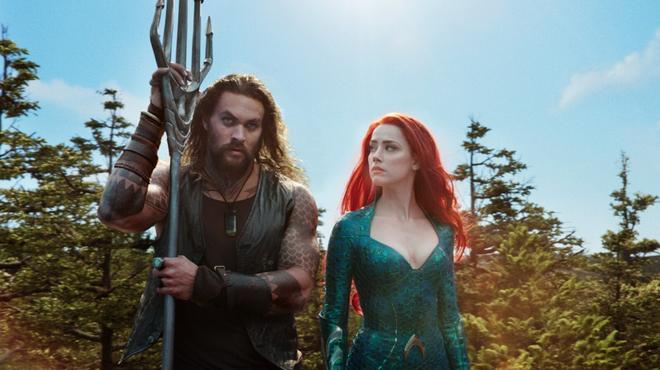 Aquaman : naufrage évité pour le roi d'Atlantis
