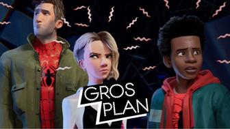 Gros Plan sur les personnages de Spider-Man New Generation