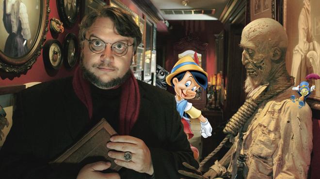 Pinocchio de Guillermo del Toro ne sera pas un film pour enfants