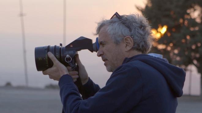Après Roma, Alfonso Cuarón est prêt à retravailler avec Netflix