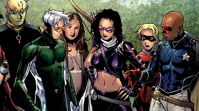 Marvel : un film Young Avengers serait en développement