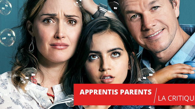 Apprentis parents : une comédie sur l'adoption