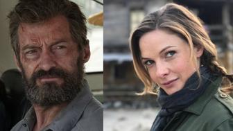 Hugh Jackman et Rebecca Ferguson chez la co-créatrice de Westworld