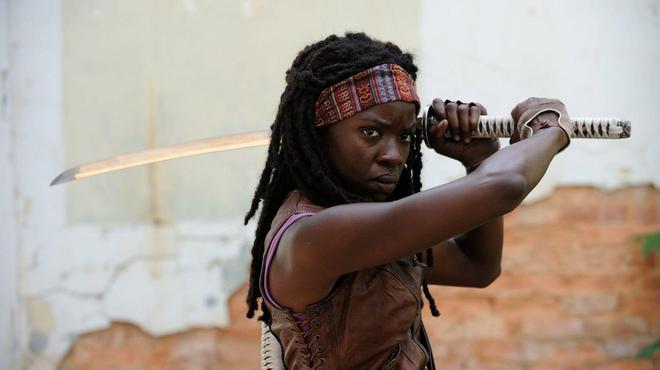 The Walking Dead : Danai Gurira (Michonne) quittera bientôt la série